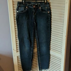 Justice skinny jeans